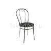 Teirodád.hu ANT-BistrotTC fémvázas szék, textilbőr
