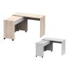 Teirodád.hu TEM-Versal NEW szétnyitható íróasztal fiókokkal