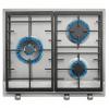 Teka Gáz Főzőlap Teka EX60.1 3G AIAL 60 cm Fekete (3 tűzhelyek)