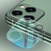 Telealk Iphone 12 Pro Max kamera lencsevédő üvegfólia (9H, HD)