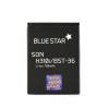 Telefon akkumulátor: BlueStar Sony Ericsson BST-36 K310i K510i J300 W200 utángyártott akkumulátor 750mAh