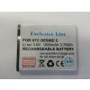 Telefon akkumulátor: HTC Desire C utángyártott Exclusive Line akkumulátor 1050mAh