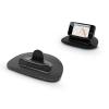 Telefontok Birodalom Univerzális PDA/GSM autós tartó/anti slip pad max. 7&quot, méretű készülékekhez - Choyo 2211 - fekete