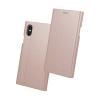 TelForceOne Samsung Galaxy A5 (2017) Beeyo Grande oldalra nyíló tok, rózsa-arany