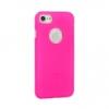Telone Slim Soft 2 rétegű kemény műanyag és szilikon tok Samsung G965 Galaxy S9 Plus-hoz pink