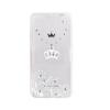 Telone Vennus Art Design 4 szilikon tok Huawei P9 Lite-hoz fehér