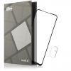 Tempered Glass Protector védőkeret OnePlus Nord N100 készülékhez, fekete + fényképezőgép üveg
