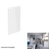 Tempo Előlap mosogatógépre, fehér-szürke extra magasfényű HG, 44,6x571,3, AURORA