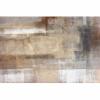 TEMPO KONDELA Szőnyeg, barna/szürke, 160x230, ESMARINA TYP 1