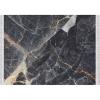 TEMPO KONDELA Szőnyeg, minta fekete márvány, 160x230, RENOX TYP 1