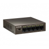 "Tenda ""Tenda TEF1105P-4-63W 5-p PoE 10/100Mbps unmanaged Switch TEF1105P-4-63W"""