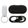 TENGA Smart Vibe péniszgyűrű (fehér)