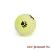 Teniszlabda, mancsos--kutya apport játék --3db