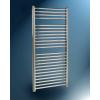 Termo Teknik Star Fürdőszobai radiátor egyenes króm 420 * 700 törölközőszárító