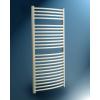 Termo Teknik Star Fürdőszobai radiátor íves fehér 420 * 1200 törölközőszárító