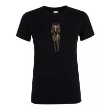 TerraPlaza Poecilotheria ornata #1 madárpók black női póló női póló