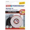 """Tesa Ragasztószalag, kétoldalas, ultra erős, 19 mm x 1,5 m, TESA """"Powerbond"""""""