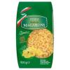 Tesco Italian Macaroni tojás nélküli szarvacska durum száraztészta 500 g