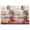 Tesco Tesco Pet Specialist kiegészítő eledel macskáknak jutalomfalat lazaccal & pisztránggal 10 db 50 g