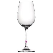 Tescoma Sklenice na víno UNO VINO 350ml, 6ks tányér és evőeszköz