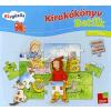 Tessloff és Babilon Kiadó KISGŐZÖS KIRAKÓKÖNYV - BETŰK