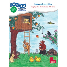 Tessloff Logico Piccolo feladatkártyák - Iskolakezdés: Megfigyelés - Felfedezés - Mesélés oktatójáték