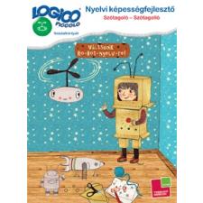 Tessloff Logico Piccolo feladatkártyák - Nyelvi képességfejlesztő: Szótagoló - szótagolló oktatójáték