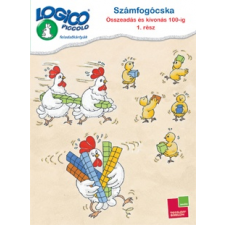 Tessloff Logico Piccolo feladatkártyák Számfogócska: Összeadás és kivonás 100-ig 1. rész. oktatójáték
