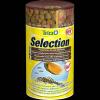 Tetra Selection - négy féle táplálék díszhalak számára (100ml)