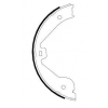 TEXTAR Fékpofakészlet, rögzítőfék TEXTAR 91062400