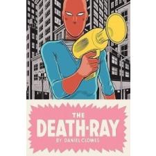 The Death-Ray – Daniel Clowes idegen nyelvű könyv