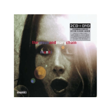 The Jesus And Mary Chain Munki - Expanded Edition (CD + DVD) egyéb zene