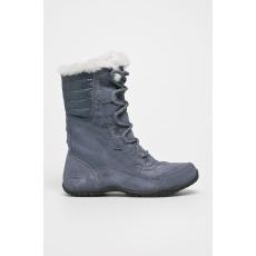 The North Face - Hócipő Nuptse Purna II - kék - 1430446-kék
