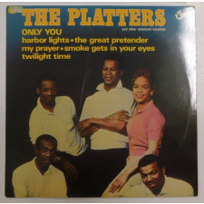 The Platters and other great American Vocalists LP (VG+/VG+) BELG rock / pop