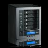 Thecus N5810 Tower 5bay Intel CPU, 4GB RAM