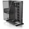 Thermaltake Core P7 Tempered Glass Edition táp nélküli ATX számítógépház fekete