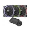 Thermaltake Riing 12 RGB LED TT Premium Edition - 3db / Set /CL-F049-PL12SW-A/