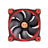 Thermaltake Riing 14, 140mm LED Piros (CL-F039-PL14RE-A)