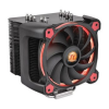 Thermaltake Riing Silent 12 Pro Red Processzor hűtő, Intel/AMD kompatibilis (CL-P021-CA12RE-A)