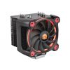 Thermaltake Riing Silent 12 Pro Red Processzorhűtő - 120mm /CL-P021-CA12RE-A/