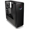 Thermaltake View 28 RGB táp nélküli ATX számítógépház fekete