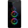 Thermaltake View 37 RGB Edition táp nélküli E-ATX fekete számítógépház