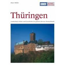 Thüringen - DuMont Kunst-Reiseführer idegen nyelvű könyv