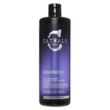 Tigi Catwalk Fashionista Violet kondicionáló szőke hajra, 750 ml hajbalzsam