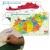 Timelesstools Magyarország kaparós térkép