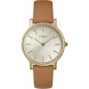 Timex Metropolitan 34mm Leather Strap Watch TW2R91800