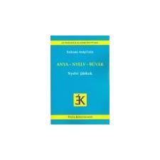 Tinta Anya - nyelv - búvár - Szőcsné Antal Irén ajándékkönyv