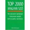 Tinta Top 2000 magyar szó - Kiss Zsuzsanna