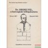 Tipo-Top Kft. Nyomdaüzeme, Miskolc Dr. Orosz Pál, a karcagiak lelkipásztora