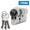 Titan K1 hevederzár betét 30x60